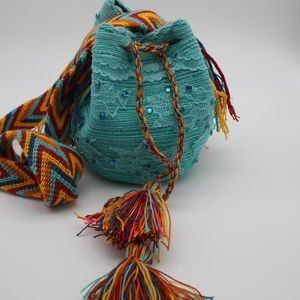 Mini bags Wayuu (colombian artisan)